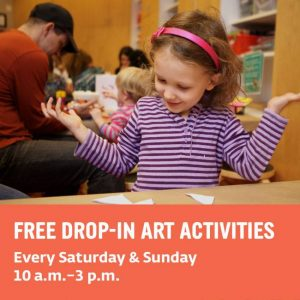 Drop-In Art at The Walters