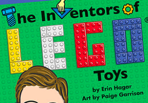 LEGO book for kids by Towson author Erin Hagar comes out today