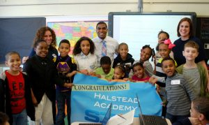Halstead Academy