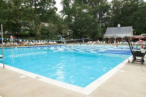 Stoneleigh pool