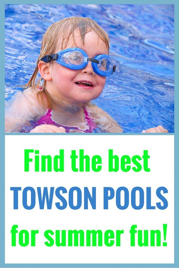 towson pool
