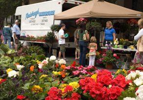 Towson Farmers' Market opens Thursday