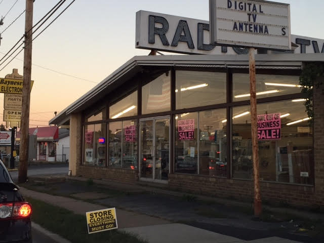 Baynesville Electronics going out of business after six ...