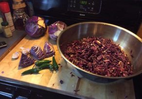 How, and why, to make sauerkraut