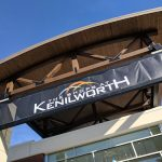 Shops at Kenilworth unveils new entrance as renovation continues