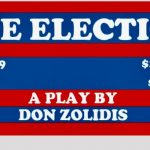 "Towson High's play ""The Election"" is this weekend"