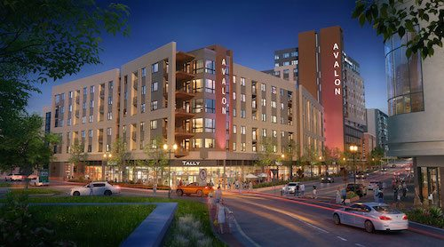 Plans Revealed For New Towson Circle Development Downtown