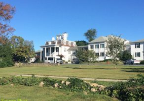 Bosley Mansion is back on the market