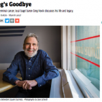 The life and legacy of Greg Novik (and his bagels)