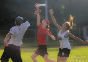 Ultimate Frisbee for middle schoolers coming to Towson Rec