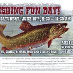 Fishing Fun Day at Lake Roland