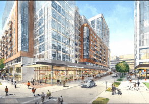 Caves Valley bringing on partner to revive Towson Row