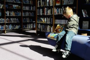 Preschool Story Time @ Towson library