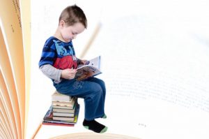 Preschool Story Time, Towson library