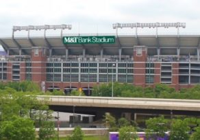 New Ravens stadium sign designed with help from Rodgers Forge resident