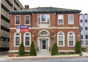 Apartments planned for old Towson Police Station