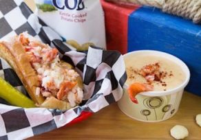 Mason's Famous Lobster Rolls now open in Belvedere Square