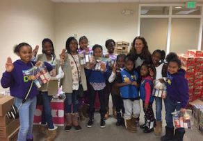 Helping Others: Baltimore Hunger Project