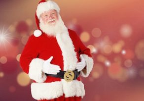 Where to visit Santa in and around Towson