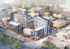 Baltimore County Council approves public financing for Towson Row