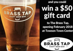 Win a $50 gift card to The Brass Tap craft beer bar