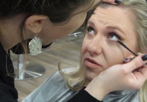 Scene North Salon-Towson Flyer makeover winner (photos)