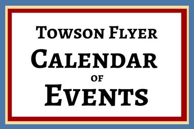 Towson Calendar.Towson Flyer Calendar Of Events
